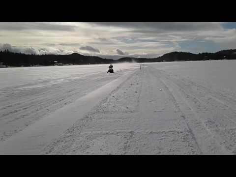 Ski-doo renegade 1200 top speed lac trois saumons