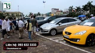 Chợ ô tô Hà Nội tại chợ xe ngoài trời do Carmudi Việt Nam tổ chức