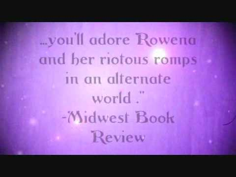 Rowena Through the Wall book trailer