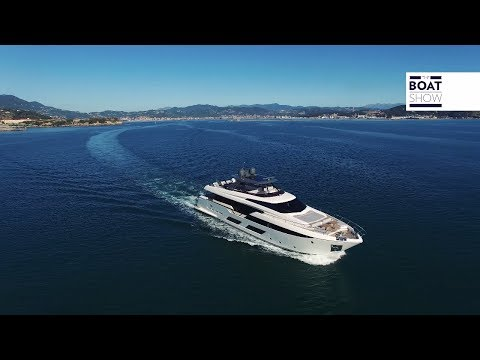 [ENG] FERRETTI YACHTS 920 - 4K Full Review - The Boat Show