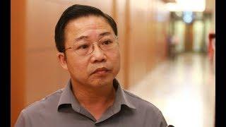 ĐBQH Lưu Bình Nhưỡng chính thức giải bày sau khi Đảng ủy của BCA muốn Trung ương kỷ luật ông