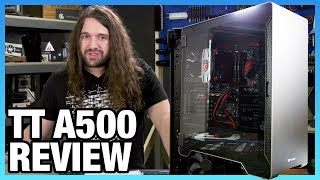 Thermaltake A500 Case Review: More Poor Decisions