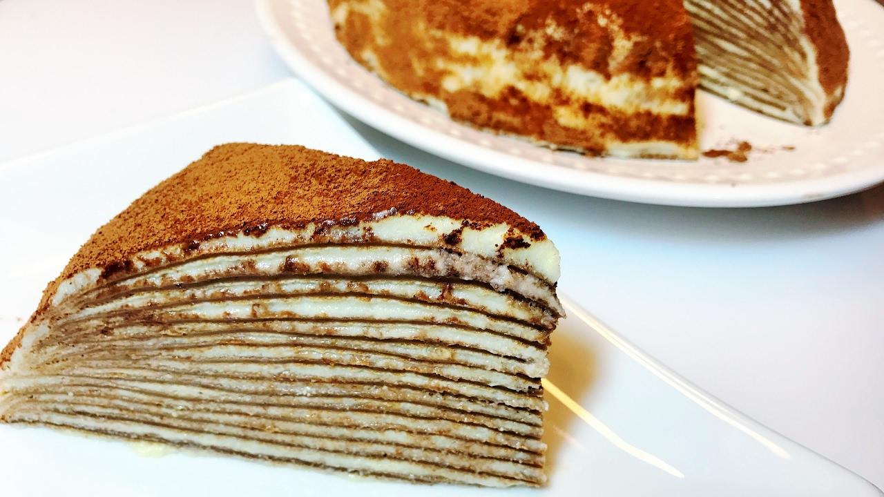 Как сделать блин торт 651