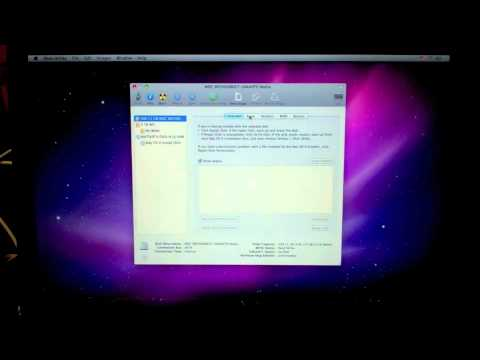Set Up a New MacBook Pro Hard Drive from Backup
