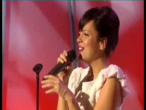 Thumbnail of video Lily Allen singing Not Fair