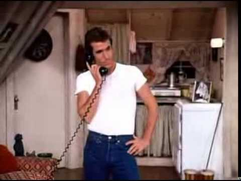 What makes Fonzie so Cool?