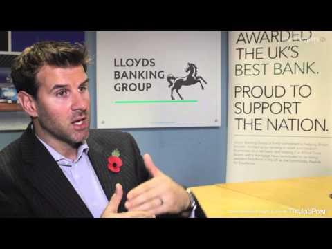 Candidate Experience & Recruitment Technology - David Hindle, Lloyds Banking Group