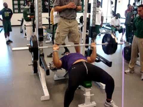 225 bench press 50 reps ian hoskins buff youtube