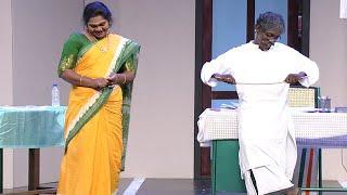 #ThakarppanComedy I A day at staff room I Mazhavil Manorama