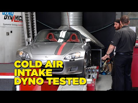 Cold Air Intakes Mythbusted [Naturally Aspirated]