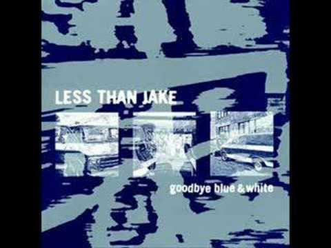 Less Than Jake - Mixology of Tom Collins