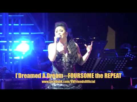 I DREAMED A DREAM - Regine Velasquez (2013 WORLD MUSIC AWARDS NOMINEE)