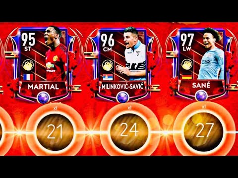 I Got All Lunar Crimson Masters In fifa Mobile 19  97 OVR lunar masters team gameplay and packs