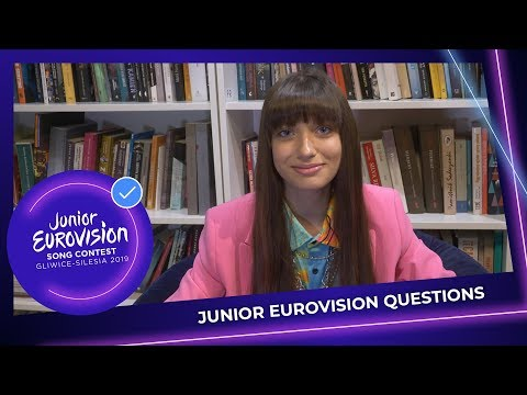 Junior Eurovision Questions: What is your favourite (Junior) Eurovision song?