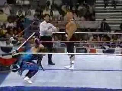 Ludvig Borga vs Marty Jannetty, Summerslam 93