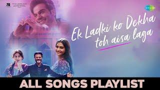 Ek Ladki Ko Dekha Toh Aisa Laga Audio Jukebox Anil Sonam Rajkummar Juhi Rochak Gurpreet