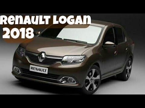 Renault Logan 2018 - mudanças , preços e versões (Top Sounds)