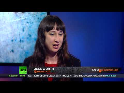 Going Underground: BP spying on activists, Israel's crimes, & Iraq drone kill (E142)