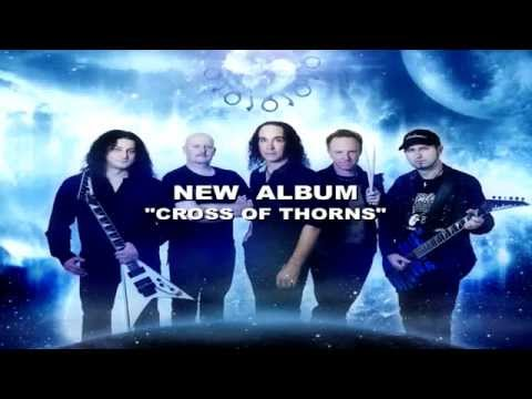 BLACK MAJESTY  Cross Of Thorns sampler POWER METAL AUSTRALIA Mixed & Mastered by Roland Grapow