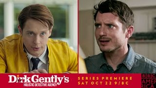 Dirk Gently's Holistic Detective Agency - TRAILER 3 - Saturday, October 22 at 9/8c