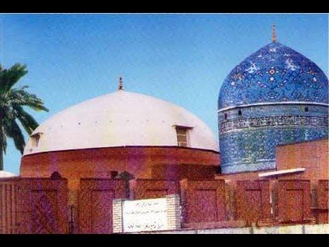 Ziarat e Dargah Hazrat Abdul Qadir Jilani(Gaus e Aazam)[R.A.], Baghdad Sharif, Iraq