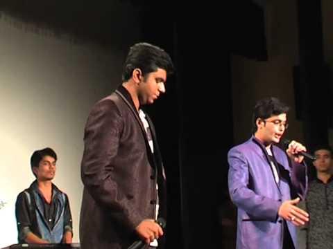 TUTA TUTA EK PARINDA(cover) by Kaustubh Wani & Rishi Bhardwaj...