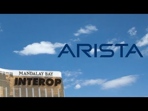 Interop 2013 Arista Networks