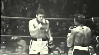 Muhammad Ali vs Cleveland Williams / Мохаммед Али - Кливленд Уильямс