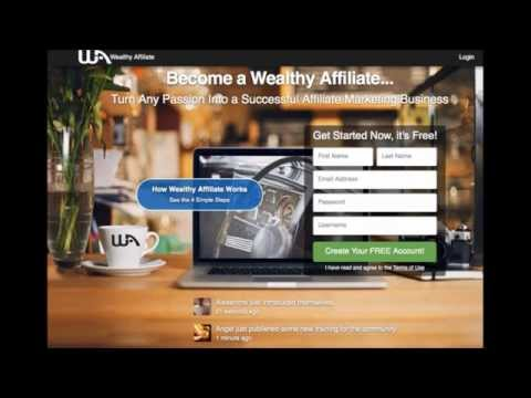 The Wealthy Affiliate Review: My Personal Story