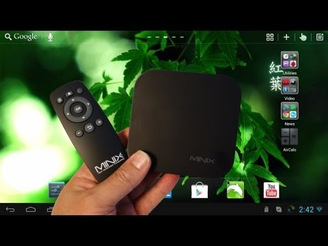 Minix Neo X5 Mini Review