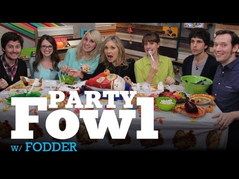Thanksgiving Feasting w/ Fodder LIVE - 11/14/12