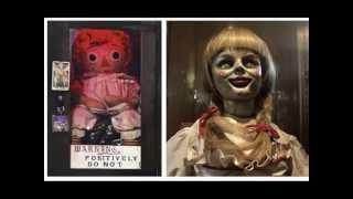 La historia detrás de la muñeca annabelle