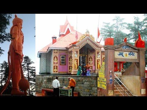 Jakhoo Temple Shimla - An Unbelievable place to visit