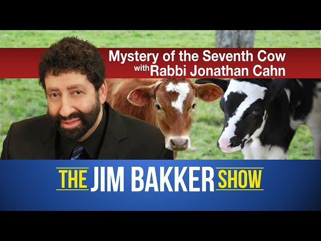 Rabbi Jonathan Cahn: Mystery of the Seventh Cow Deepens