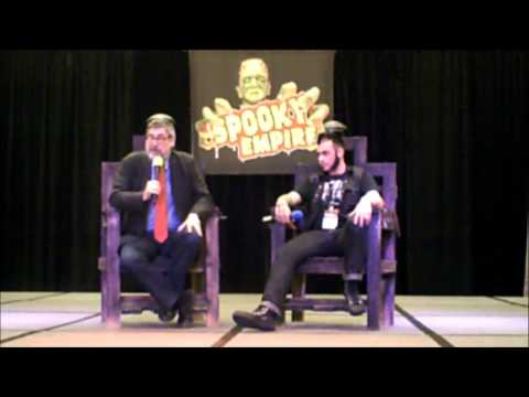 John Landis Q&A - Spooky Empire 2009 (Part 1 of 6)