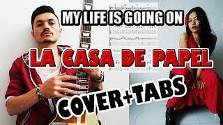 Ouça La casa de papel My life is going on Cover - Tutorial
