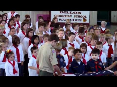 Veteran's Day Program - Dillon Christian School, Part 2
