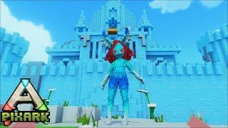 Minecraft Ark Coop #28: Nữ Hoàng Băng Giá Ice Fairy