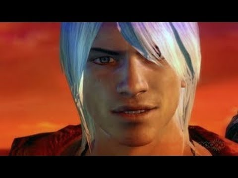 Dmc dante haircut