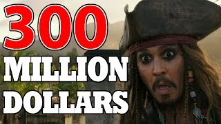 TOP 10 MOST EXPENSIVE MOVIES EVER MADE!