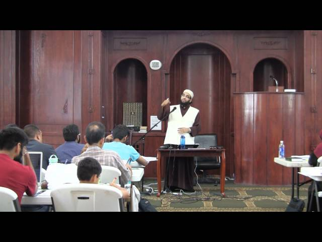 Quran Intensive 2011: Day 6