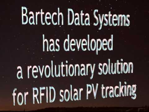 Revolutionary RFID solutions for Solar Industry by BDSPL