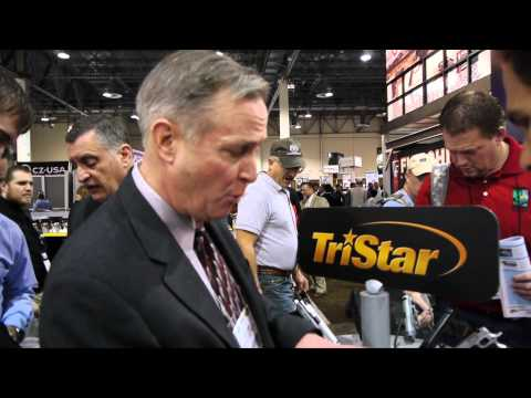 TriStar Pistols - Affordable CZ Alternatives - SHOT Show 2014