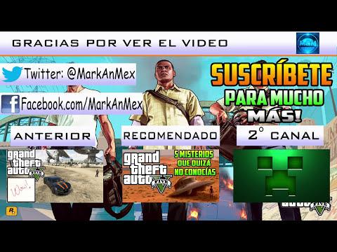 GTA 5 - MISTERIOS SIN RESOLVER