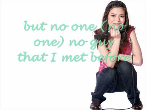 Miranda Cosgrove - Kissin U (hq W lyrics) video