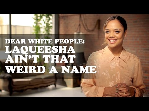 The More You Know (About Black People) Episode 9: Laqueesha Ain't That Weird a Name