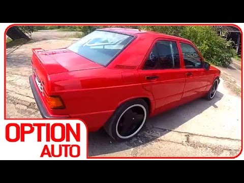 Exhaust Sound : Brabus 190E 3.6S (Option Auto)