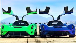 NEW $2.500.000 SUPER CAR DLC! (GTA 5 DLC)