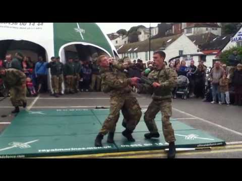 Royal Marine Commandos- HAND TO HAND COMBAT Image 1