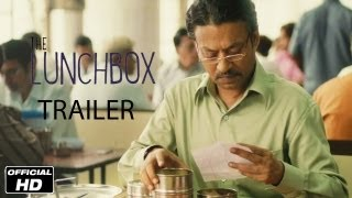 Dabba - The Lunchbox | Official Trailer | Irrfan Khan | Nimrat Kaur | Nawazuddin
